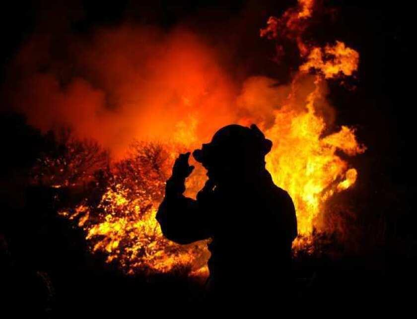 California's 2003 Cedar fire