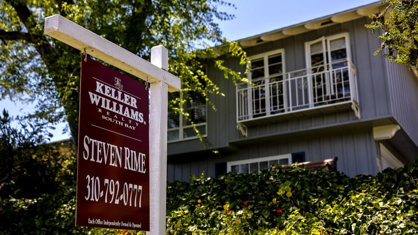 The typical Los Angeles home seller made $200,000 on the sale of a home in 2016, according to a study from Zillow.