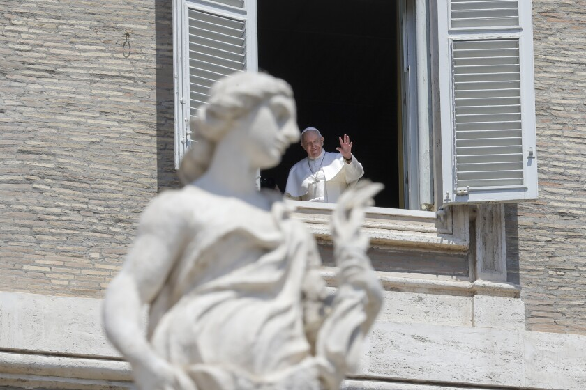 Pope Francis has approved a miracle attributed to the intercession of the Rev. Michael McGivney, a Connecticut priest who died at age 38 in 1890.