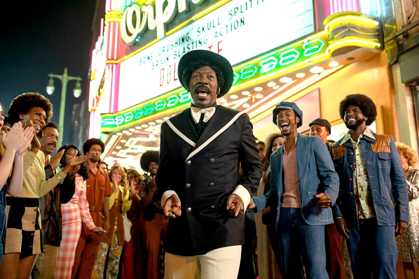 Eddie Murphy as Dolemite