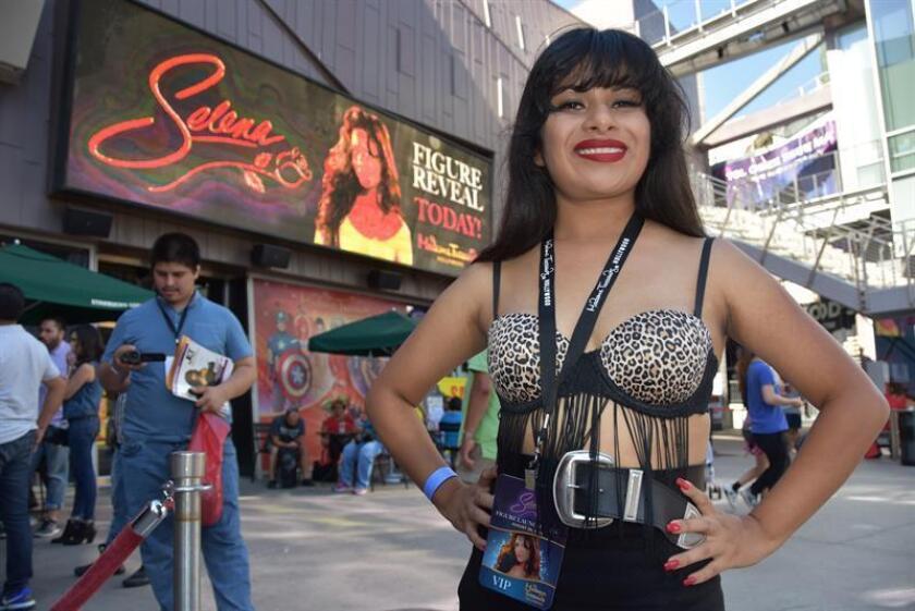 Universidad de San Diego dictará un curso sobre cantante Selena