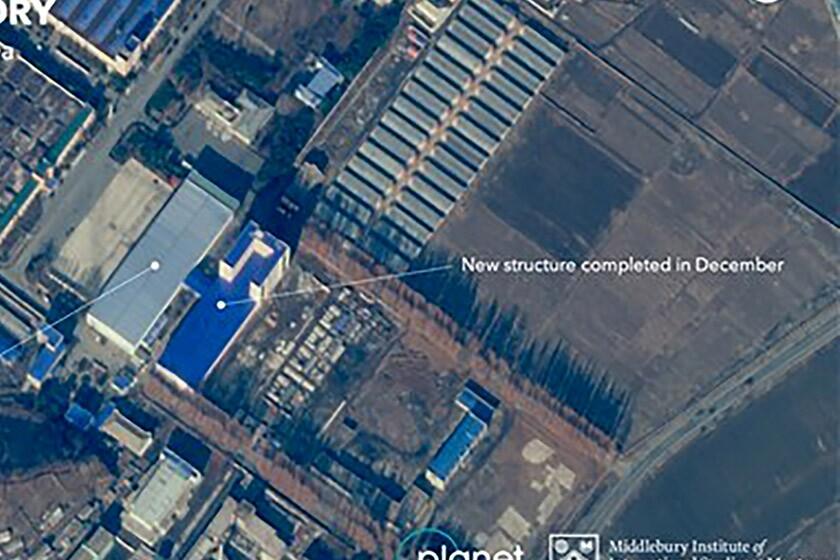 New North Korean factory