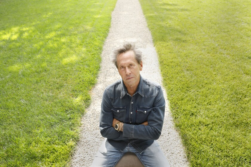 """Producer Brian Grazer's new book is """"Face to Face: The Art of Human Connection."""""""