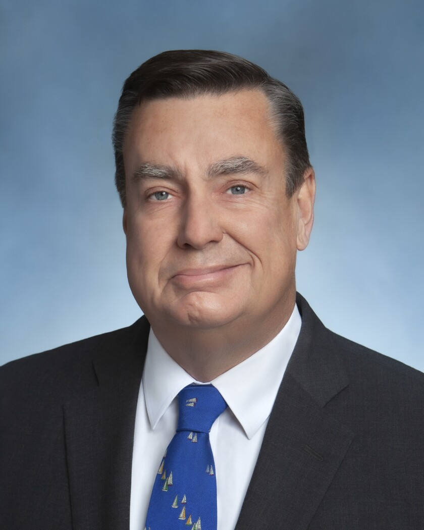 Joel Anderson, San Diego County superintendent, second district