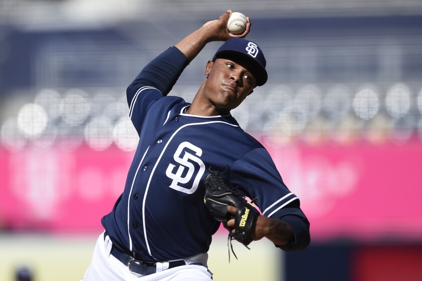 San Diego Padres On Deck Game v Texas Rangers