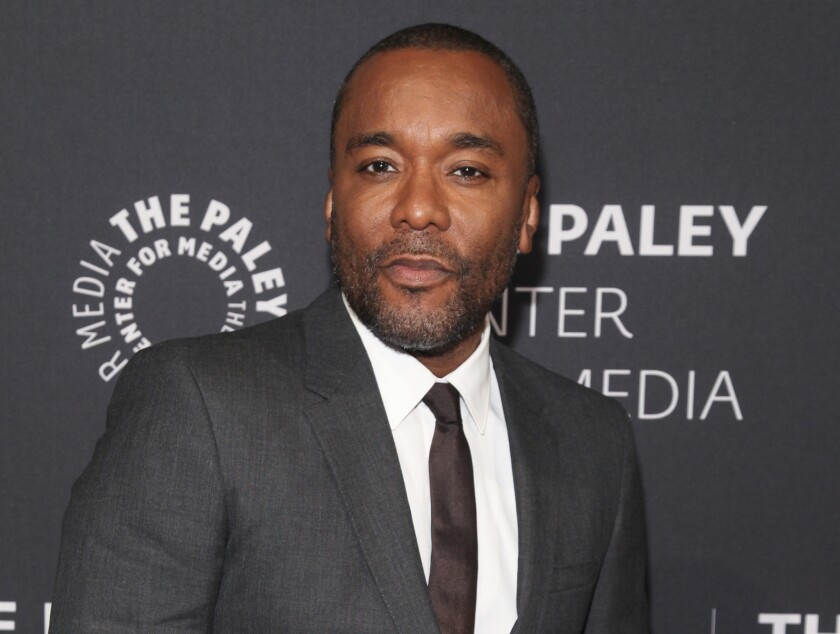 """Lee Daniels attends the The Paley Center Tribute to African American Achievements in Television in New York. Daniels, co-creator of Fox's mega-hit """"Empire,"""" is developing a new pilot for the network about three young women trying to make it in the music business."""