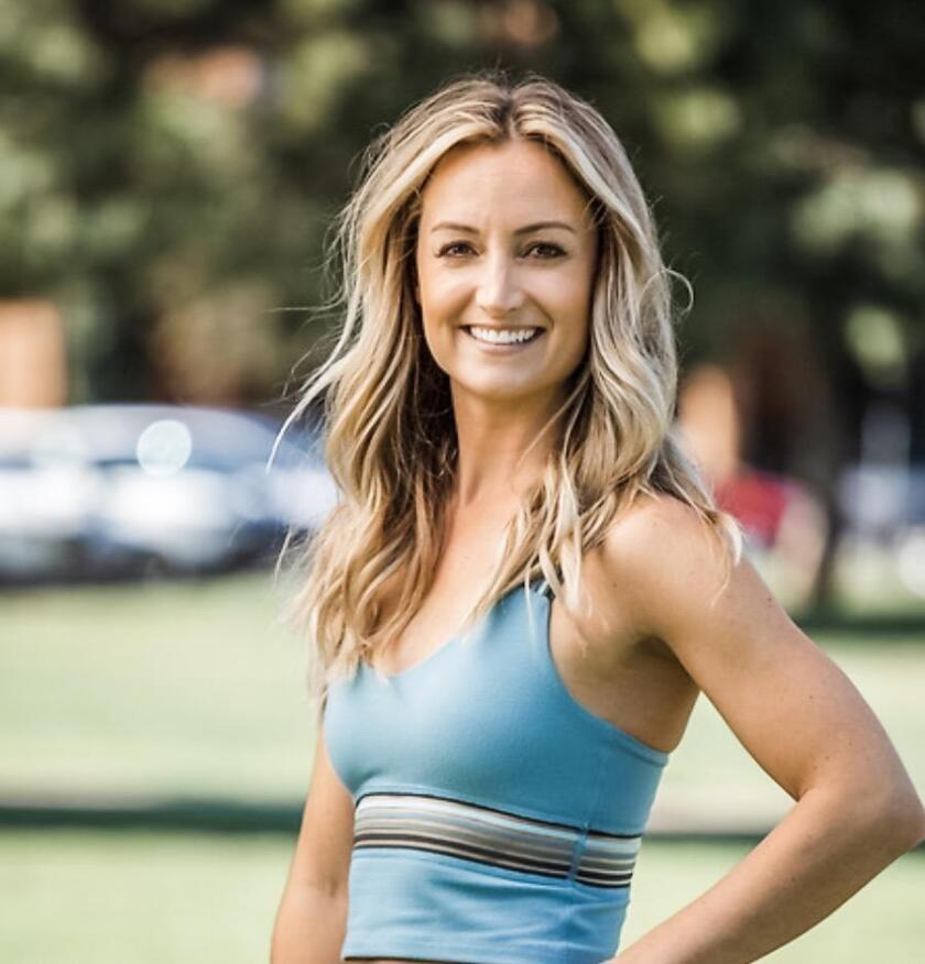 Brianna Clements owns Club Pilates La Jolla.