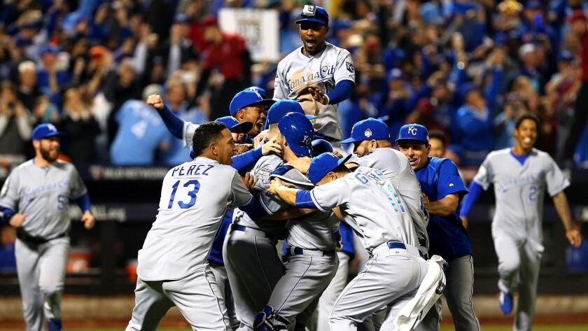 Royals celebrate