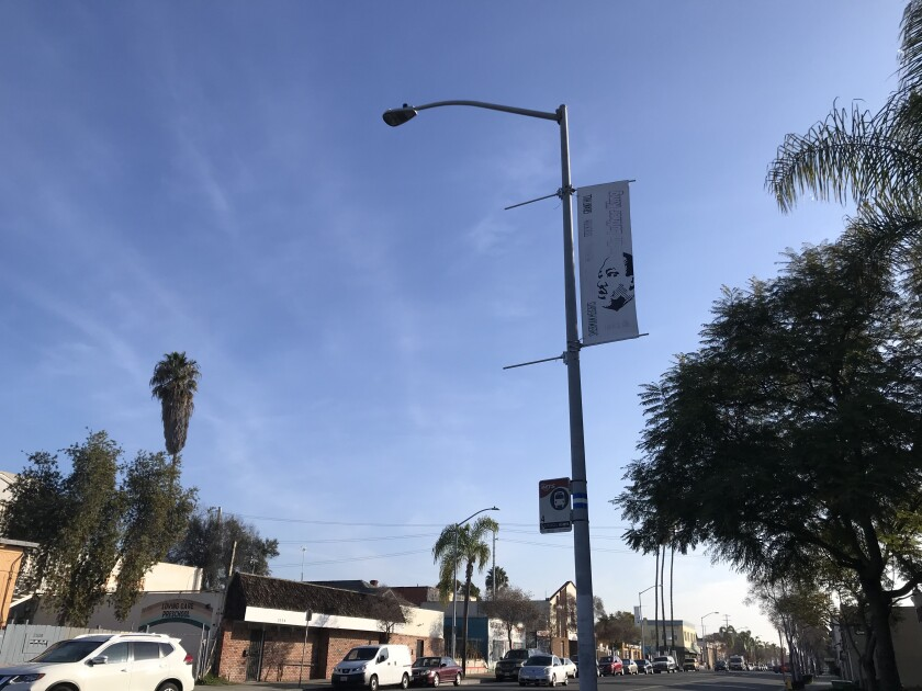 Group Seeks Design Ideas For Street Banners In Logan Heights The San Diego Union Tribune