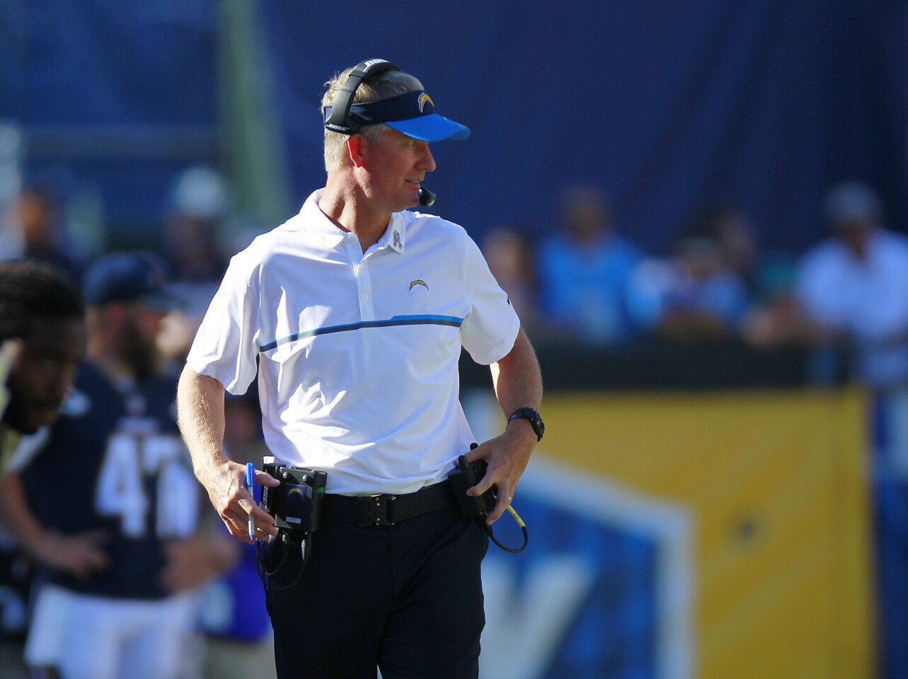 The San Diego Chargers coach have said goodbye to coach Mike McCoy after a sorry 2016 season and no playoffs. Here's a look at the pros and cons of the chances for nine top prospects for the job (whether it's in L.A. or San Diego.)