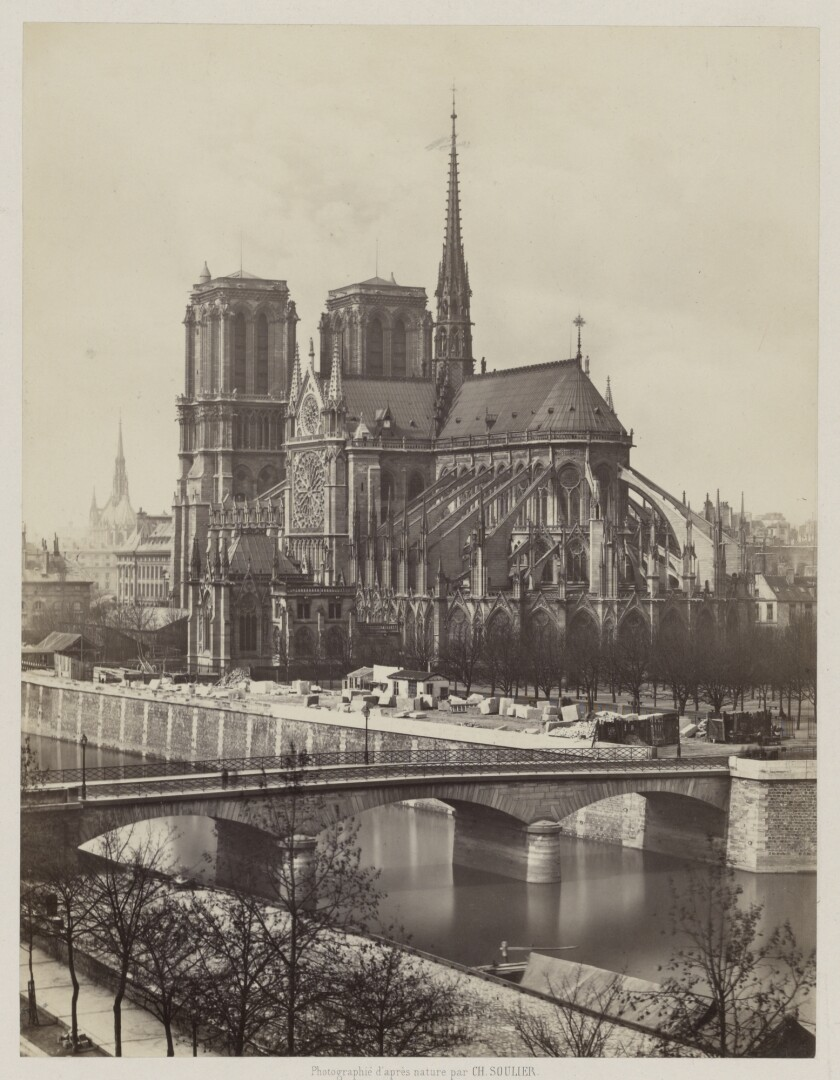 """An Enduring Icon: Notre-Dame Cathedral"""