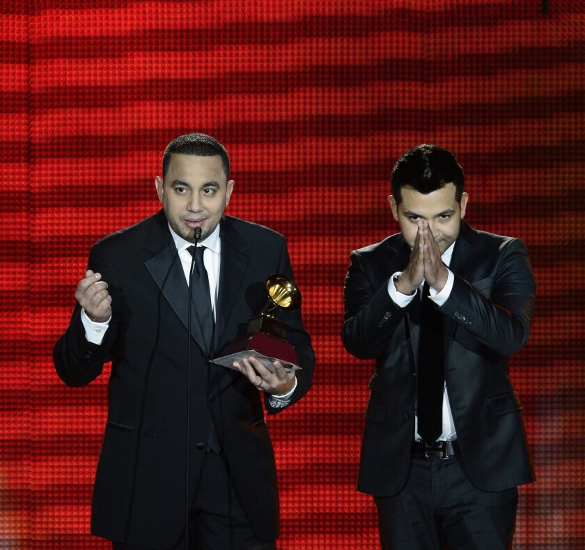 Latin Grammys 2013: The complete list of winners and