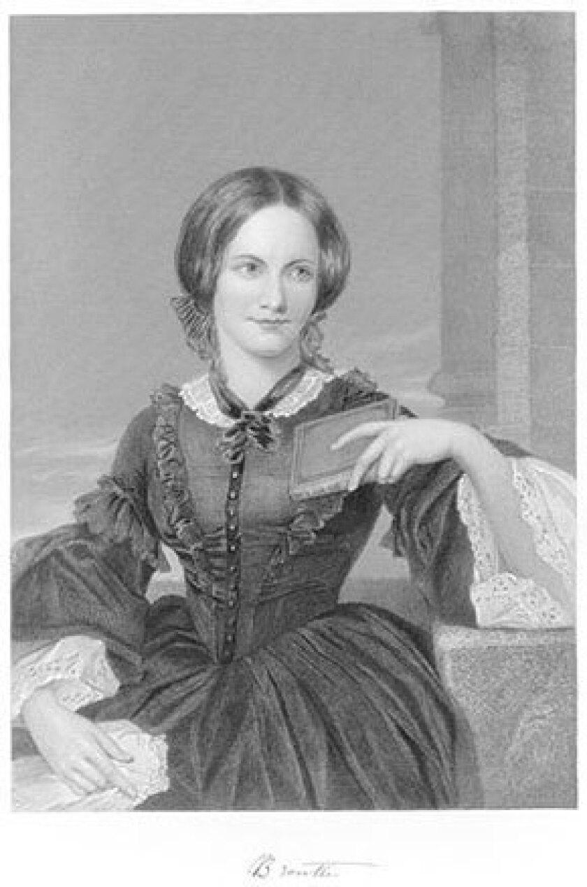 """Charlotte Bronte, who wrote more than 200 poems, penned """"I've Been Wandering in the Greenwoods"""" when she was just 13 years old."""