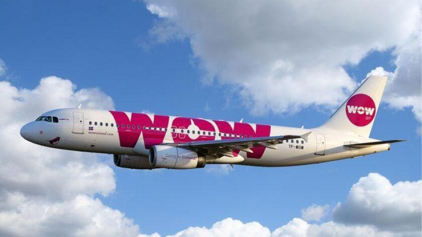 Wow Air will begin operating flights from Los Angeles to Iceland on June 15.