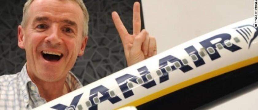 Standing-room flights? Airline boss says seat belts aren't needed