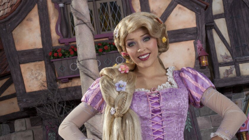 Review: Fantasy Faire a fitting new home for Disneyland princesses