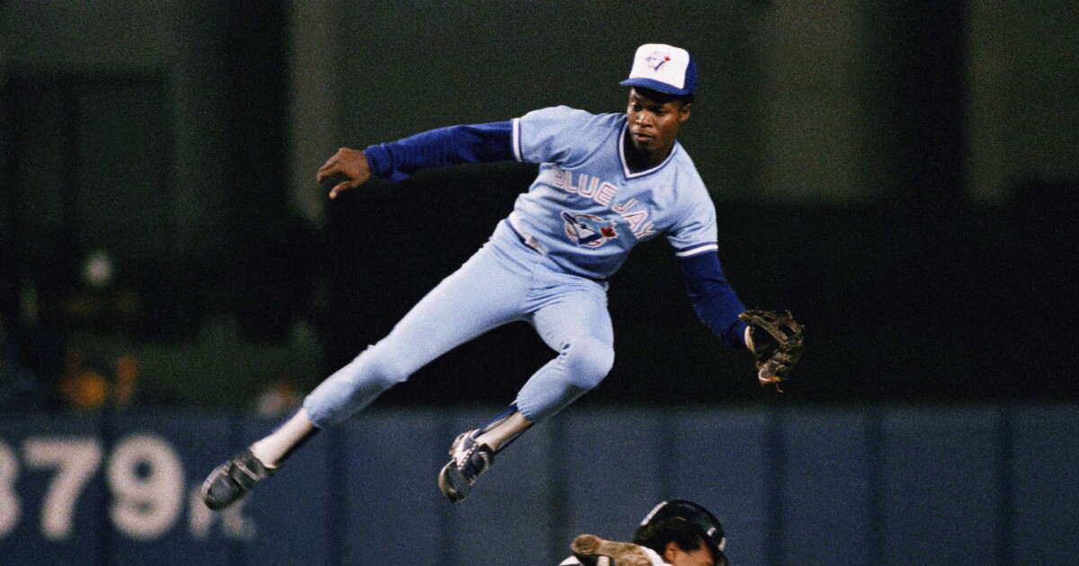 Column: Tony Fernandez was OK with Padres — but that's not what he's remembered for in San Diego
