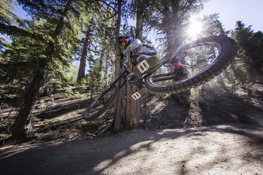 Mammoth Bike Park at Mammoth Mountain