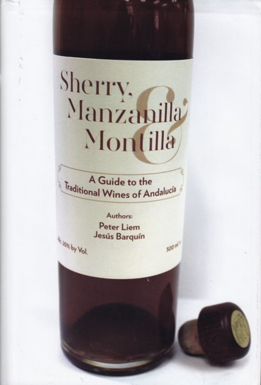 For the wine lover: a new guide to sherry