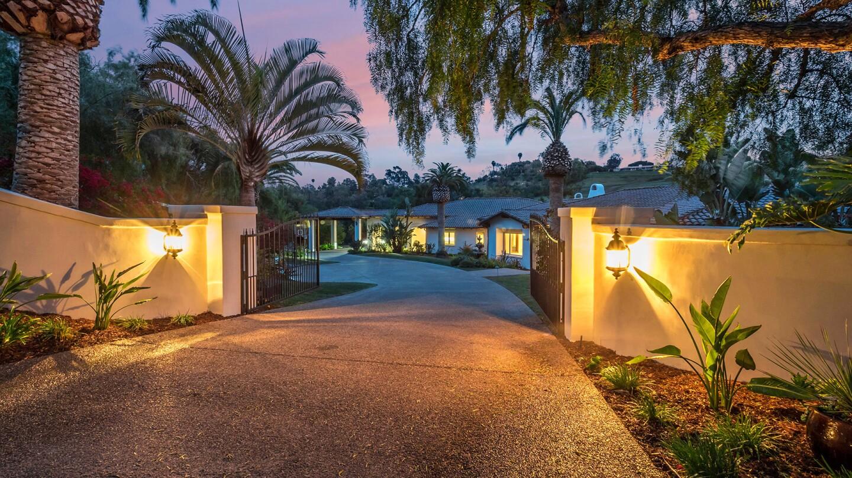 Home of the Week, 18203 Via De Sueno Rancho Santa Fe, CA 92067