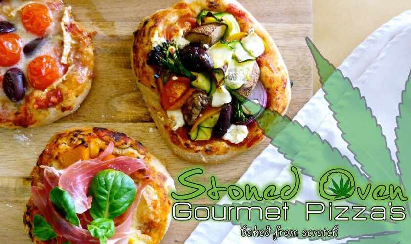 Stoned Oven Gourmet Pizzas