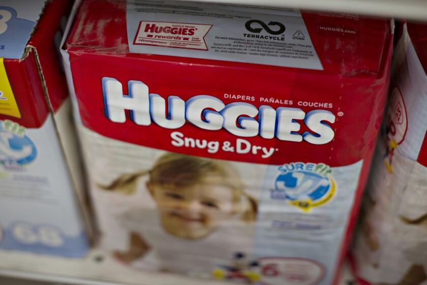 Diapers stolen