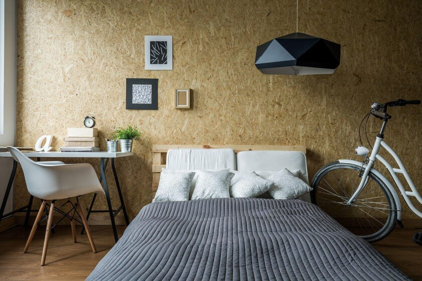 Even small changes can make a difference to an apartment's décor.