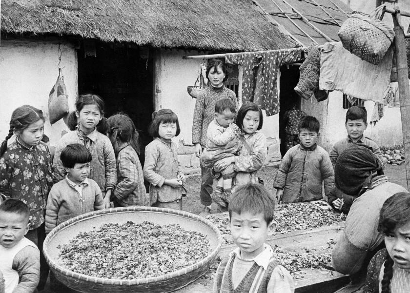 China, 1961