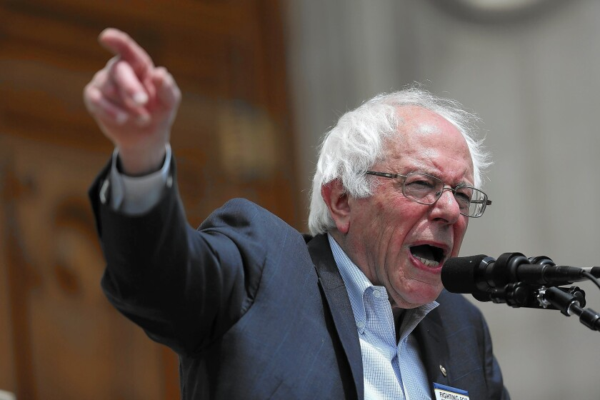 Many of Bernie Sanders' diverse supporters are looking for ways to keep up the momentum after his presidential candidacy is over.
