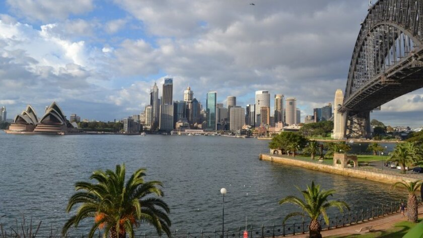 Holy karaoke! If you want the world to hear you warble, try Sydney's bridge to test your pipes