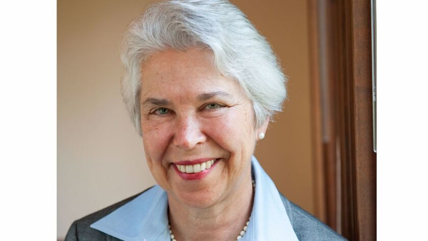 If approved, Carol T. Christ will become the 11th chancellor of UC Berkeley.