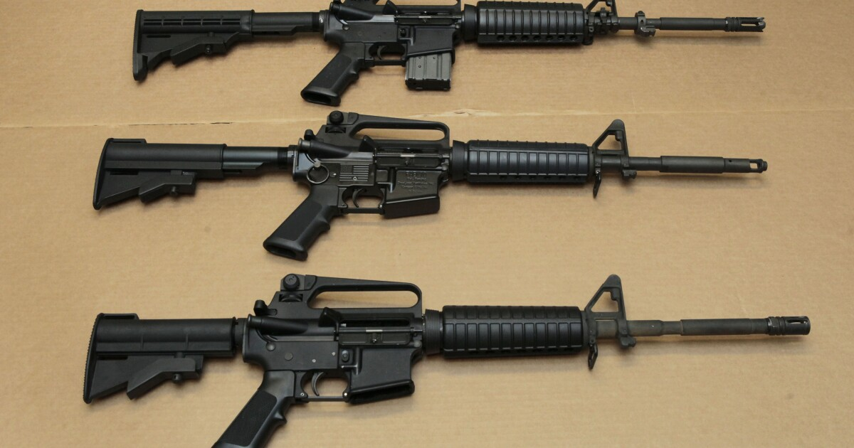 Skelton: California assault weapon ruling casts doubt on judge - Los Angeles Times