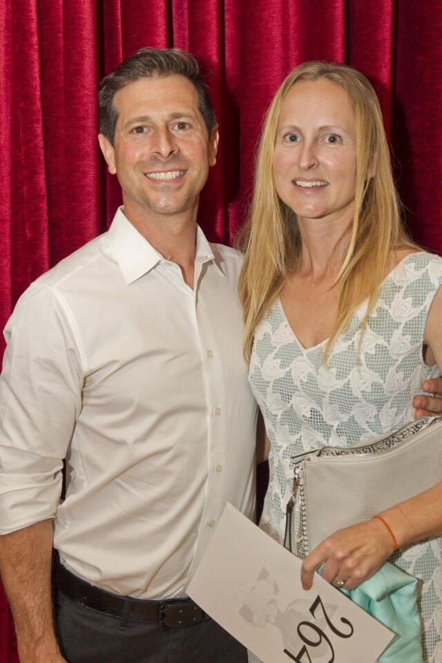 David and Kelley Mizrahi