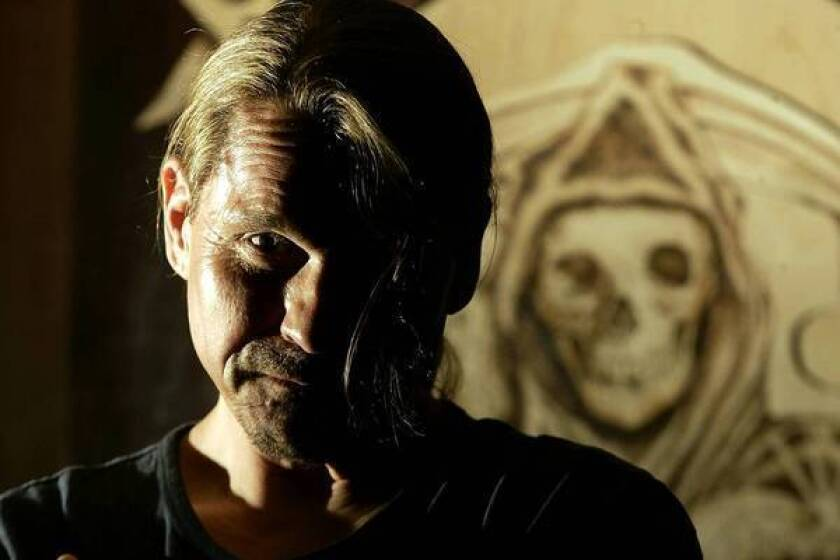 """""""Sons of Anarchy"""" creator Kurt Sutter tweeted that instances like the shooting caused him to question his """"liberal use"""" of violence in his storytelling."""