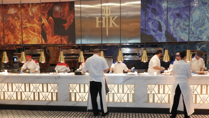 classic shoes outlet boutique release info on Gordon Ramsay's newly opened Hell's Kitchen restaurant in ...