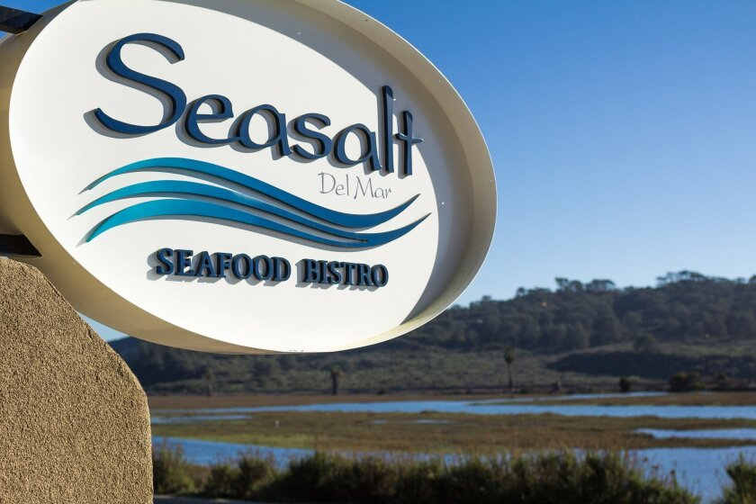 Seasalt overlooks the Los Peñasquitos Lagoon.