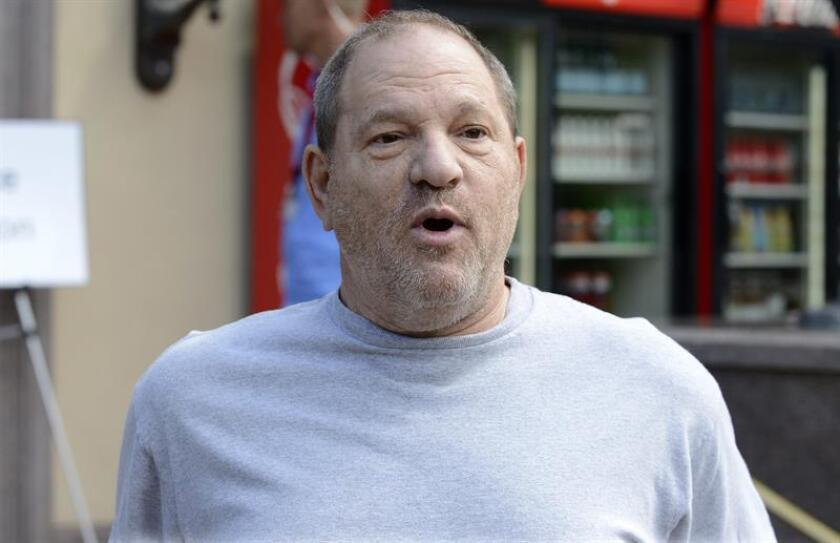 El vicepresidente de Weinstein Company, Harvey Weinstein. EFE/Archivo