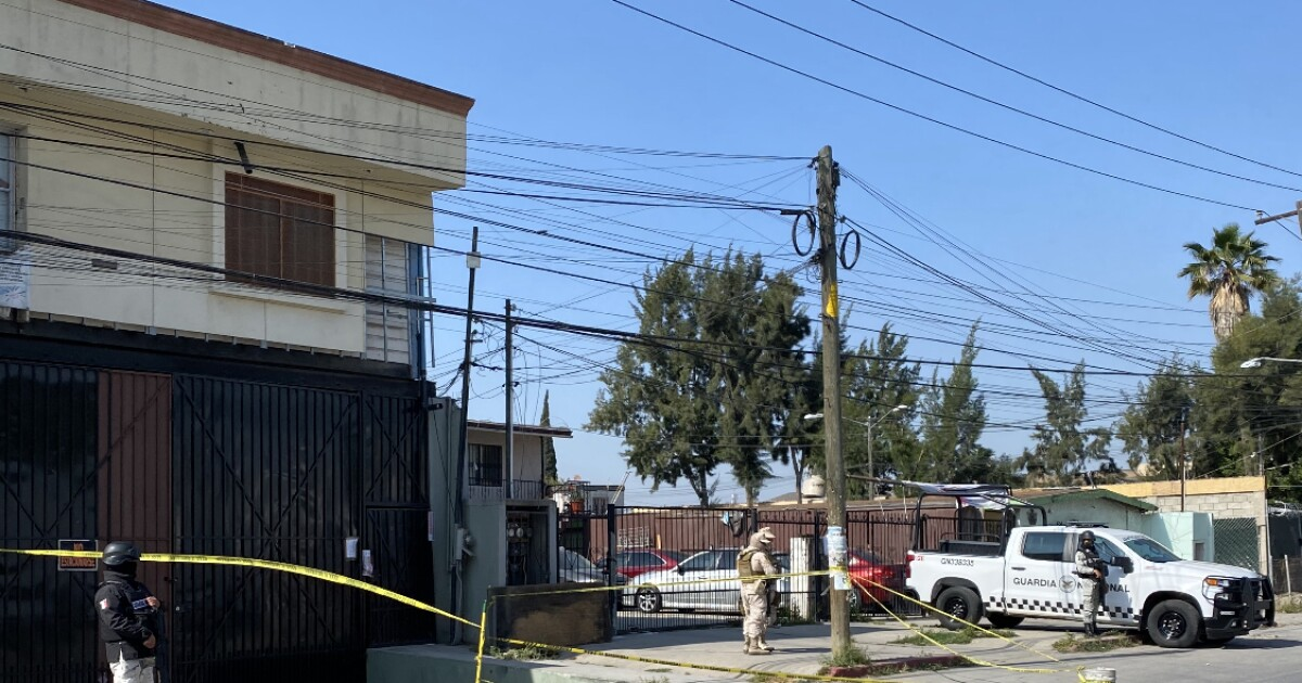 Mexican authorities seize illegal drugs from tunnel discovered in Nueva Tijuana home