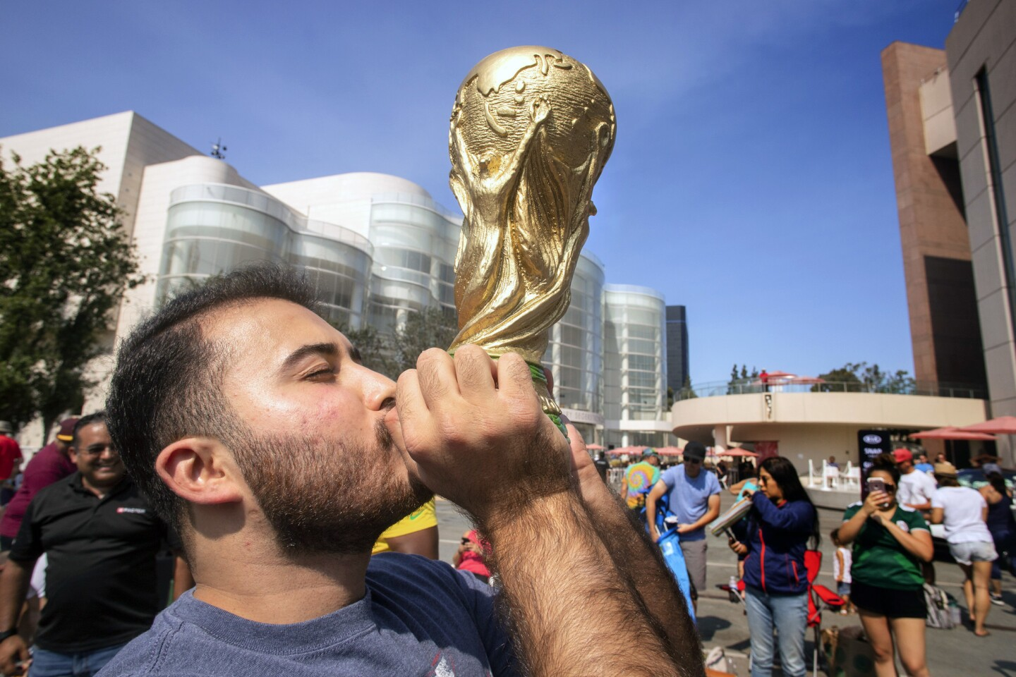 Photo Gallery: 2018 World Cup viewing in Costa Mesa