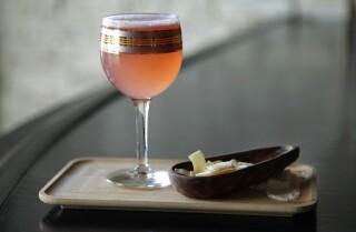 The Walker Inn: Malibu cocktail
