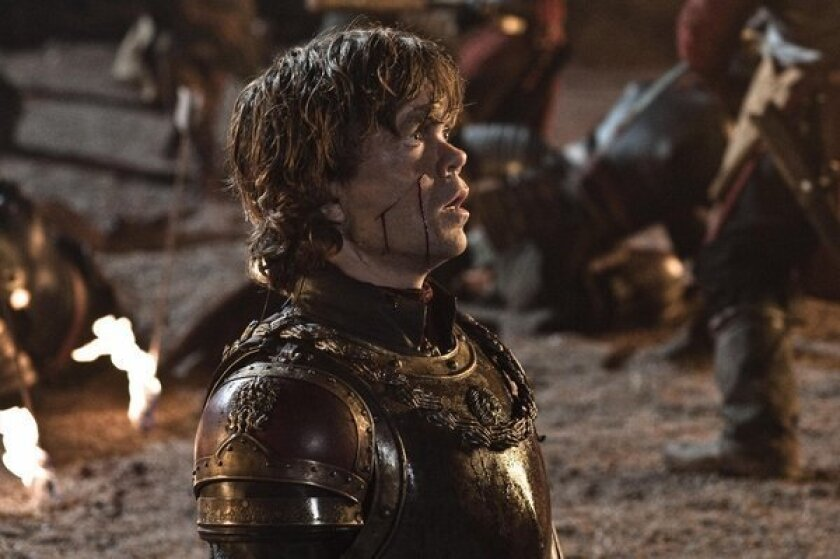 "Peter Dinklage received his second Emmy nomination for playing Tyrion Lannister in ""Game of Thrones"" Season 2."