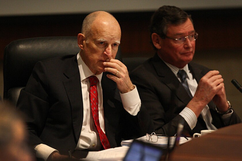 Cal State trustees meeting