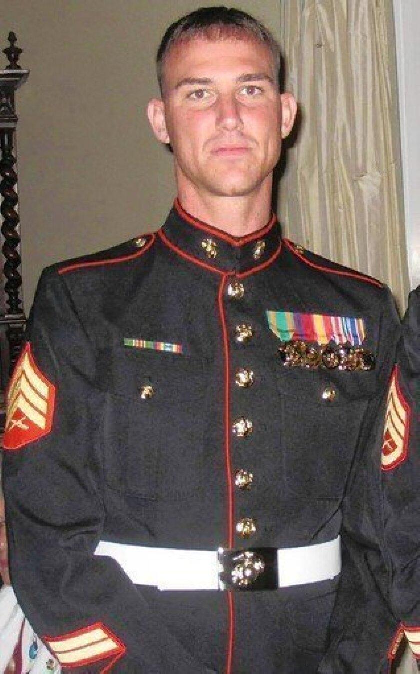 Marine Scott E. Dickinson of San Diego is killed in Afghanistan