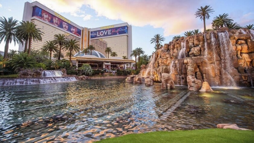The Mirage plans to reopen Aug. 27.