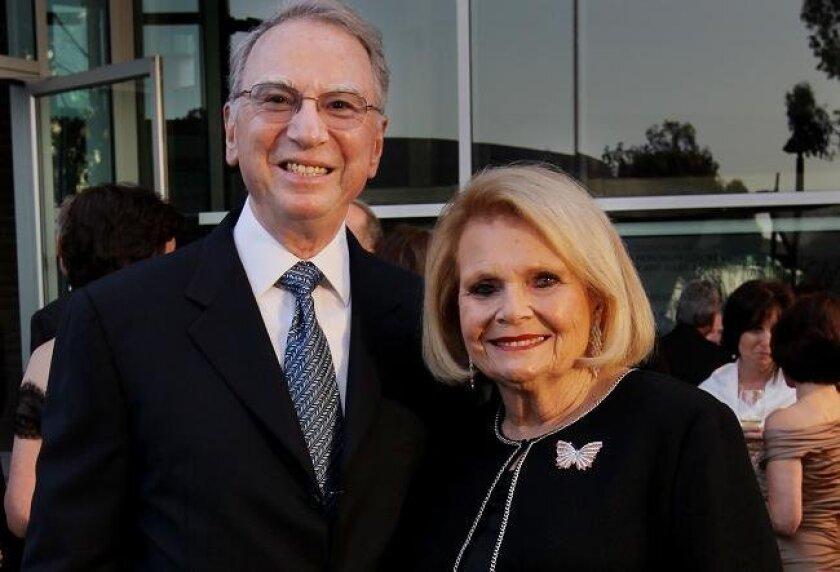 Irwin and Joan Jacobs