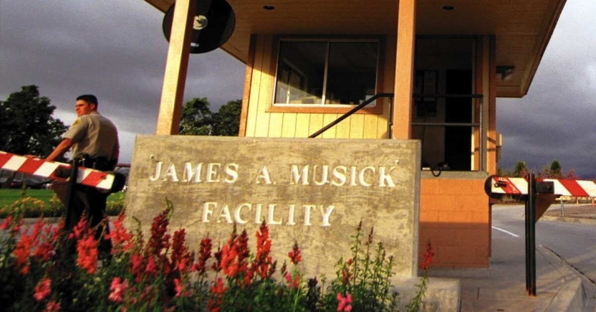 Irvine council opposes controversial Musick jail expansion, calls for county to hold public forum