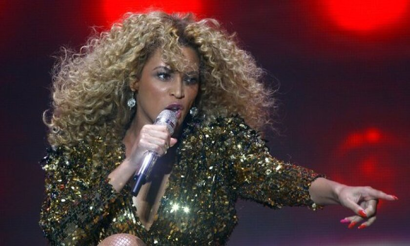 Beyonce announced that HBO will air the documentary she's produced about her life and career, set for a Feb. 16 debut just days after her Superbowl halftime performance.