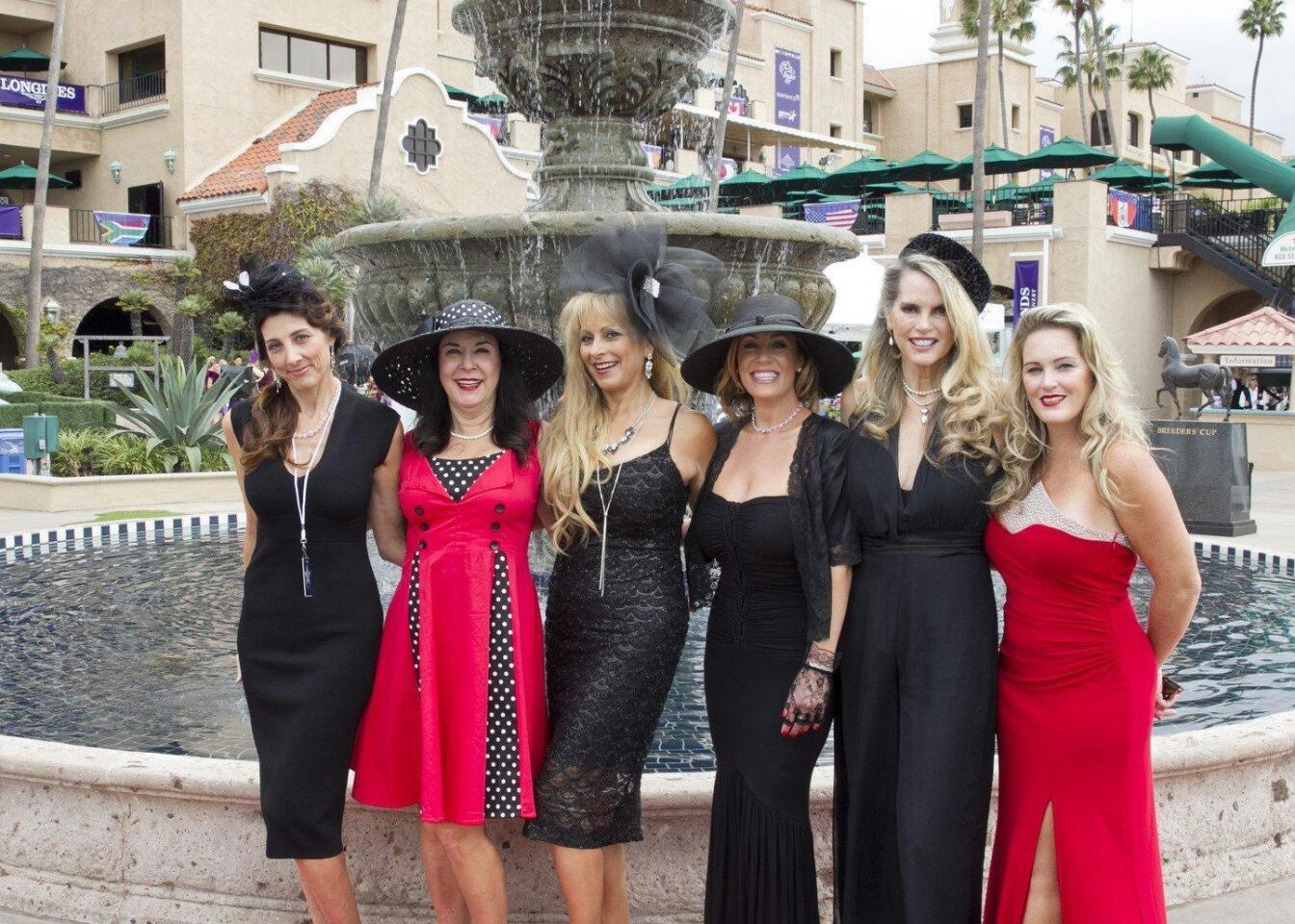 Linda Swindell, Christina Smith, Dr. Gigi Brentwood, Sara Sweet, Laura Paulson, Shana Pennington
