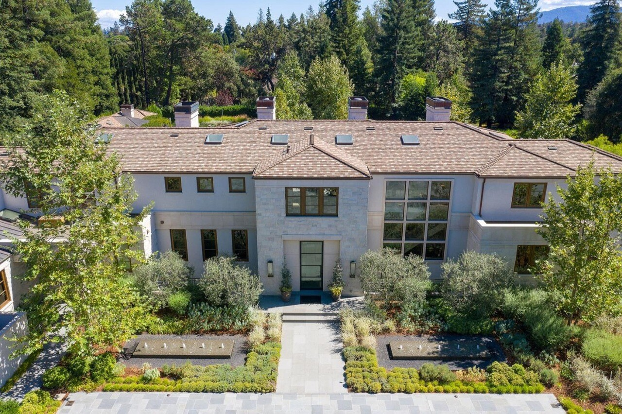 Paul Allen's Atherton mansion | Hot Property - Los Angeles Times