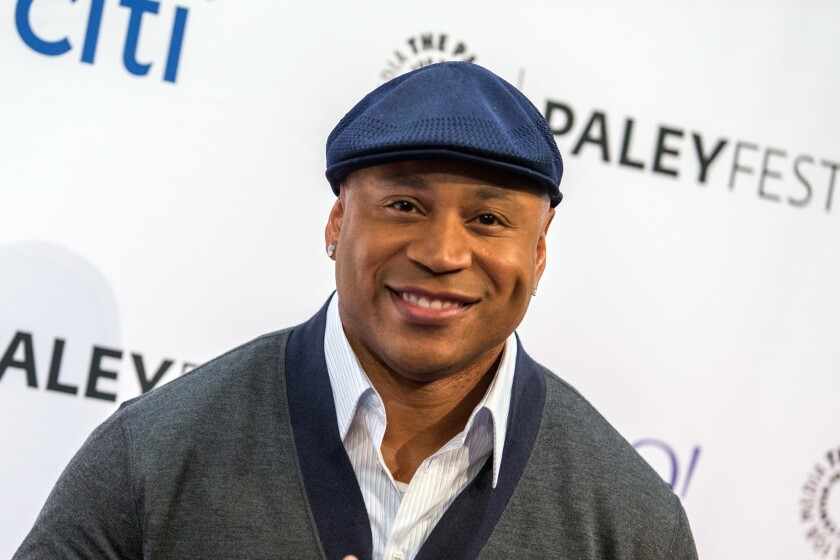 LL Cool J to host the Grammys